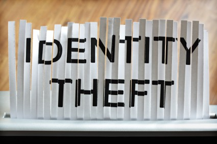 Sign of Identity Theft Victim